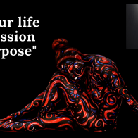 _Live your life with passion and purpose_